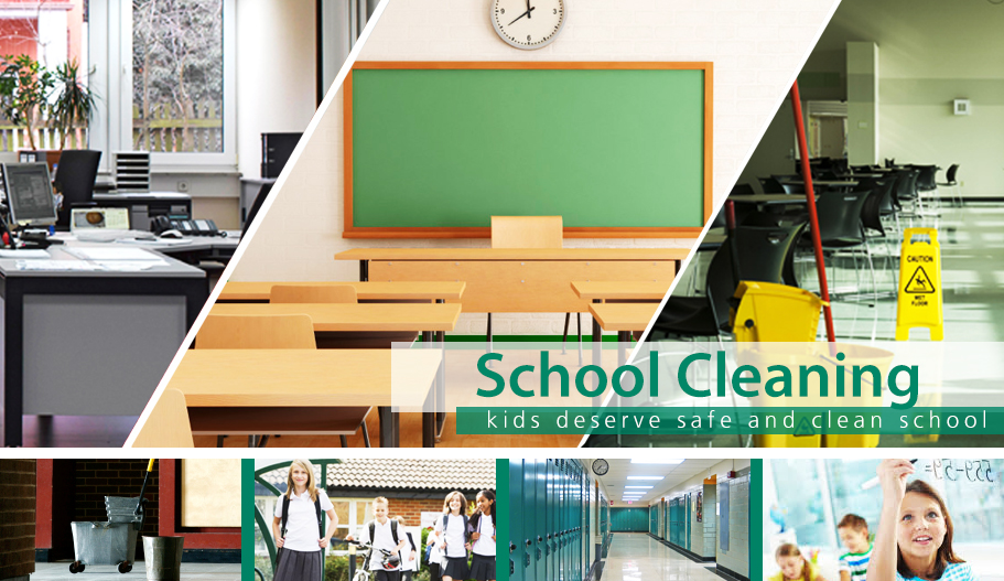 school cleaning services dublin